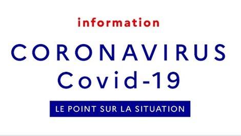 Coronavirus Covid 19 Advice For Visitors To France La France En Suede