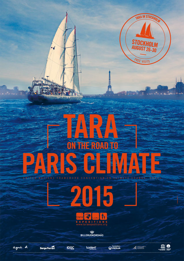 TARA on the road to Paris Climate 2015 - JPEG